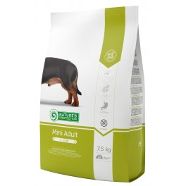 """Nature's Protection mini adult"", 7,5 kg"