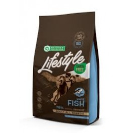 """Natures Protection Lifestyle Grain Free White Fish"", 10 kg"
